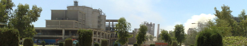Nizampur Plant Rear View